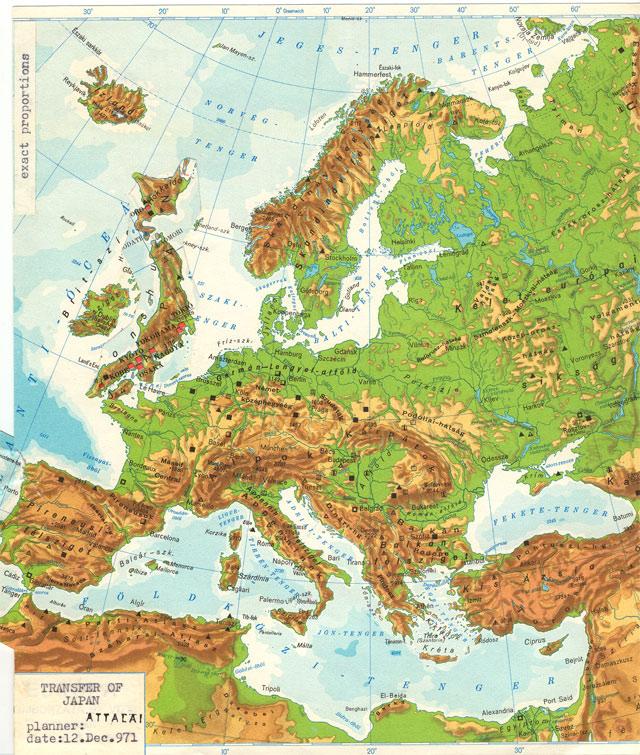 svédország térkép MAP WORKS / térkép munkák svédország térkép